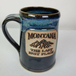 Whitefish Pottery 2006 Montana The Last Best Place